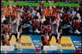Basketball Collectibles:Publications, 1984 Michael Jordan Sports Illustrated Magazines Lot of 2....