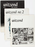 Magazines:Fanzine, Witzend #1-8 Group (Wally Wood and others, 1966-68) Condition: average FN.... (Total: 8 Items)