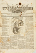 Books:Periodicals, [Newspapers]. The Star Spangled Banner, Vol. VI, No. 11.November, 1868. Hinsdale, NH: Hunter & Co., 1868....