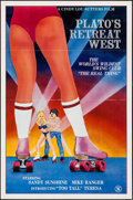 """Movie Posters:Adult, Plato's Retreat West & Others Lot (Unknown, 1983). One Sheets (3) (27"""" X 41"""") Flat Folded. Adult.. ... (Total: 3 Items)"""