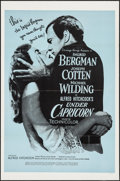 """Movie Posters:Hitchcock, Under Capricorn (Warner Brothers, R-1960s). One Sheet (27"""" X 41"""").Hitchcock.. ..."""