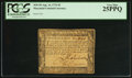 Colonial Notes:Maryland, Maryland August 14, 1776 $2 PCGS Very Fine 25PPQ.. ...