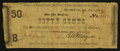 Obsoletes By State:Arkansas, Fort Smith City, AR- M. Mayers & Bro. 50¢ Jan. 5, 1862. ...