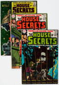 Bronze Age (1970-1979):Horror, House of Secrets Group of 31 (DC, 1969-78) Condition: AverageFN.... (Total: 31 Comic Books)