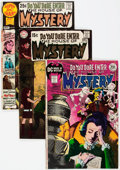 Bronze Age (1970-1979):Horror, House of Mystery Group of 52 (DC, 1969-80) Condition: AverageFN.... (Total: 48 Comic Books)