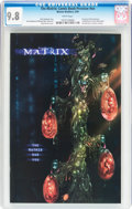 Modern Age (1980-Present):Science Fiction, The Matrix #nn (Warner Brothers, 1999) CGC NM/MT 9.8 Whitepages....