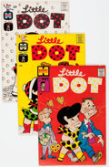 Silver Age (1956-1969):Humor, Little Dot File Copy Short Box Group (Harvey, 1959-76) Condition: Average NM-....
