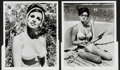 """Movie Posters:Miscellaneous, Raquel Welch (United Screen Arts, 1965). Pinup Publicity Photos (2) (8"""" X 10""""). Miscellaneous.. ... (Total: 2 Items)"""