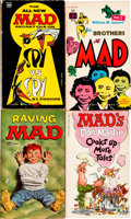 Memorabilia:MAD, MAD Paperback Book Group of 31 (c. 1960s-70s).... (Total: 31 Items)