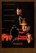 "Movie Posters:Western, Unforgiven (Warner Brothers, 1992). One Sheet (27"" X 40"") DS. Western.. ..."