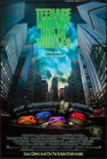 "Movie Posters:Action, Teenage Mutant Ninja Turtles (New Line, 1990). One Sheet (27"" X40"") SS. Action.. ..."