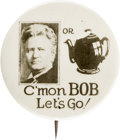 Political:Pinback Buttons (1896-present), Robert LaFollette: Hands Down the Top Button Variety for this 1924Third Party Candidate....