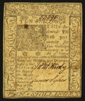 Colonial Notes:Delaware, Delaware January 1, 1776 10s Very Fine-Extremely Fine.. ...