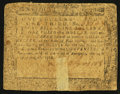 Colonial Notes:Maryland, Maryland August 14, 1776 $1 1/3 Fine.. ...
