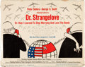 Memorabilia:Movie-Related, Dr. Strangelove Lobby Card (Columbia, 1963)....