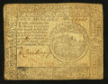 Colonial Notes:Continental Congress Issues, Continental Currency November 2, 1776 $4 Very Fine.. ...
