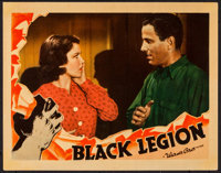 "Black Legion (Warner Brothers, 1937). Lobby Card (11"" X 14""). Crime"