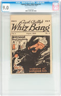 Platinum Age (1897-1937):Miscellaneous, Capt. Billy's Whiz Bang #11 (W. H. Fawcett, 1920) CGC VF/NM 9.0Off-white to white pages....