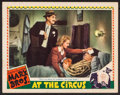 """Movie Posters:Comedy, At the Circus (MGM, 1939). Lobby Card (11"""" X 14""""). Comedy.. ..."""