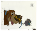 "Original Comic Art:Miscellaneous, Walt Disney Studios - ""The Great Mouse Detective"" AnimationProduction Cel Original Art, Group of 3 (Disney, 1986). Basil, D..."