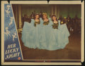 "Movie Posters:Musical, Andrews Sisters Lot (Universal, 1940s). Lobby Cards (5) (11"" X 14""). During the WWII years, The Andrews Sisters became the s... (Total: 5 Items)"