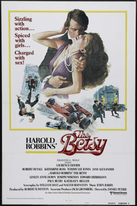 "The Betsy (Allied Artists, 1978). International One Sheet (27"" X 41""). Style B. An all-star cast drives this t..."