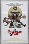 """Movie Posters:Comedy, A Christmas Story (MGM, 1983). One Sheet (27"""" X 41""""). """"Daddy's gonna kill Ralphie!"""" Darren McGavin, Peter Billingsley and Me..."""