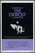 """Movie Posters:Horror, The Exorcist (Warner Brothers, 1973). One Sheet (27"""" X 41""""). """"Keep away. The sow is mine."""" In 1973, this tale of a demon-pos..."""