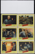 "Movie Posters:War, Paths of Glory (United Artists, 1958). Lobby Cards (6) (11"" X 14"").Director Stanley Kubrick was very outspoken about the fu... (Total:6 Items)"