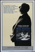 """Movie Posters:Mystery, Rear Window (Universal, R-1983). One Sheet (27"""" X 41""""). In """"RearWindow,"""" Alfred Hitchcock experimented with the psychologic..."""