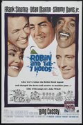 "Movie Posters:Adventure, Robin and the Seven Hoods (Warner Brothers, 1964). One Sheet (27"" X41""). Musical comedy. Directed by Gordon M. Douglas. Sta..."