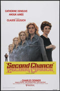 """Movie Posters:Drama, Second Chance (United Artists Classics, 1981). One Sheet (27"""" X 41""""). After getting out of prison (for accessory to murder),..."""