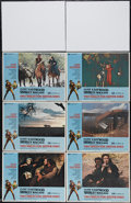 """Movie Posters:Western, Two Mules for Sister Sara (Universal, 1970). Lobby Cards (6) (11"""" X 14""""). Clint Eastwood is Hogan, a scout on a mission to c... (Total: 6 Items)"""