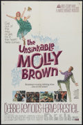 """Movie Posters:Musical, The Unsinkable Molly Brown (MGM, 1964). One Sheet (27"""" X 41""""). """"It's not the money I love, it's the not having it I hate."""" P..."""