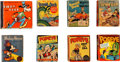 Big Little Book:Miscellaneous, Big Little Book Disney and Popeye Group of 32 (Various Publishers1933-73) Condition: Average GD/VG.... (Total: 32 Items)