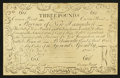 Colonial Notes:New Hampshire, New Hampshire April 3, 1755 Redated June 1, 1756 Cohen Reprint £3Choice About New.. ...
