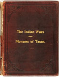 Books:Americana & American History, [Texana]. John Henry Brown. Indian Wars and Pioneers ofTexas. Austin: L.E. Daniell, [n.d., Circa 1890]....
