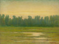 Fine Art - Painting, American:Antique  (Pre 1900), William Sartain (American, 1843-1924). In the Valley of theOise. Oil on canvas. 18 x 24 inches (45.7 x 61 cm). Signed l...