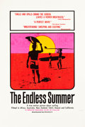 "Movie Posters:Sports, The Endless Summer (Cinema 5, 1966). Day-Glo Silk Screen Poster (40"" X 60"").. ..."