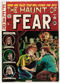 Golden Age (1938-1955):Horror, Haunt of Fear #9 (EC, 1951) Condition: FN/VF....