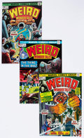 Bronze Age (1970-1979):Horror, Weird Wonder Tales White Mountain pedigree Group of 6 (Marvel,1973-76) Condition: Average VF.... (Total: 6 Comic Books)
