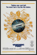 "Movie Posters:Action, Vanishing Point (20th Century Fox, 1971). One Sheet (27"" X 41"").Action...."