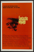 "Movie Posters:Science Fiction, Fantastic Voyage (20th Century Fox, 1966). One Sheet (27"" X 41"").Science Fiction. ..."