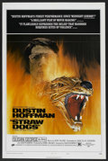 "Movie Posters:Crime, Straw Dogs (20th Century Fox, 1971). One Sheet (27"" X 41"") Style D.Thriller. ..."