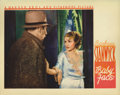 """Movie Posters:Drama, Baby Face (Warner Brothers, 1933). Lobby Card (11"""" X 14""""). Thispre-Production Code classic stars Barbara Stanwyck as Lilly ..."""