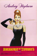 """Movie Posters:Comedy, Breakfast At Tiffany's (Paramount, 1961) Advance One Sheet (27"""" X 41""""). This double-sided advance one sheet is only the seco..."""