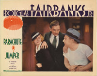 """Parachute Jumper (Warner Brothers, 1932). Lobby Card (11"""" X 14""""). This immaculate lobby card featuring Bette D..."""