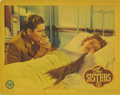 """Movie Posters:Drama, The Sisters (Warner Brothers, 1938). Lobby Card (11"""" X 14""""). Thislobby card has several small border tears, slight corner w..."""