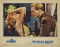 "Movie Posters:Drama, Waterloo Bridge (Universal, 1931). Lobby Cards (2) (11"" X 14"").This lot consists of two lobby cards with Mae Clarke from th...(Total: 2 Items)"