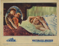 "Movie Posters:Drama, Waterloo Bridge (Universal, 1931). Lobby Cards (2) (11"" X 14""). Lobbies for this picture are extremely rare and these are th... (Total: 2 Items)"